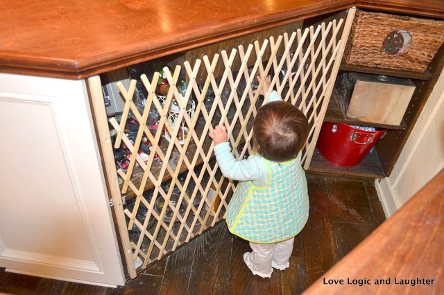 Baby Proofing The Wet Bar 187 Logic And Laughter